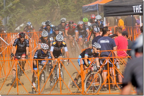 Cross Crusade series opening race at Apenrose Dairy