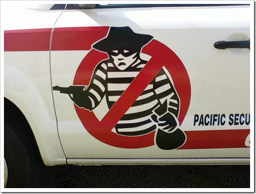 No Hamburglar